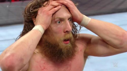 Daniel Bryan is usually in the main-event picture