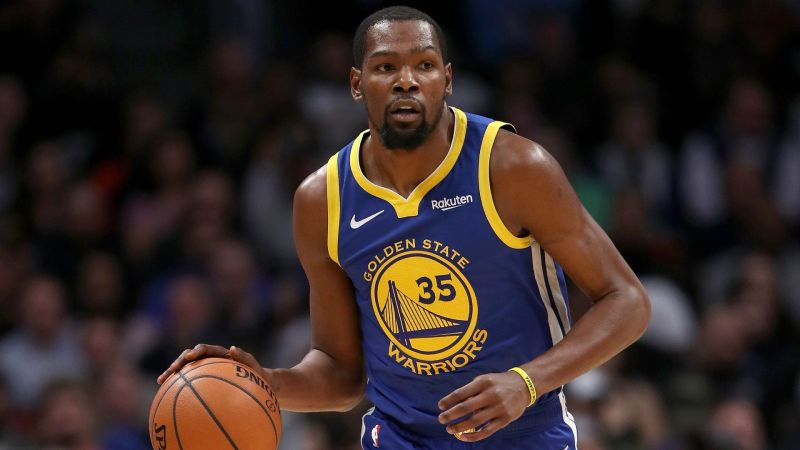 b9f9deaa0b7a Kevin Durant will miss Games 3 and 4 against Trail Blazers