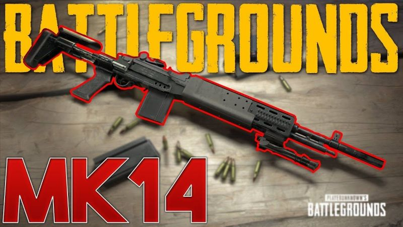 Opinion: Why Mk14 is the most underrated gun in PUBG Mobile