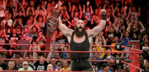 Braun Strowman's push could have stopped.