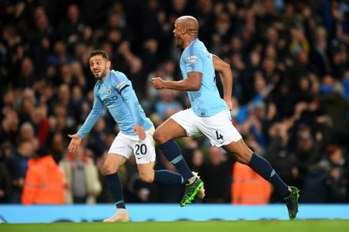 Kompany's thunderbolt secured the win in Gameweek 37