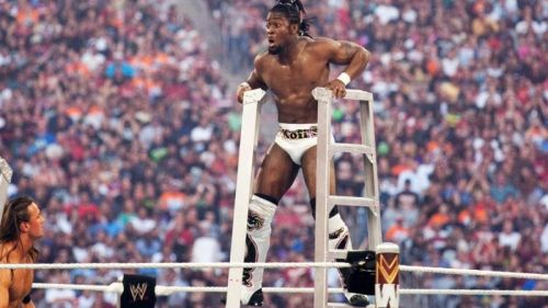 Kofi Kingston could have made history if he was in the MITB match this year
