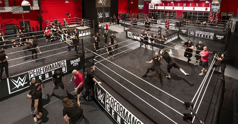 Many of the top Superstars in WWE today started their journey in the company at the Performance Center.