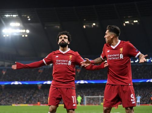 Manchester City v Liverpool - UEFA Champions League Quarter Final