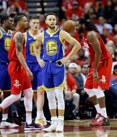 Golden State Warriors v Houston Rockets - Game Six