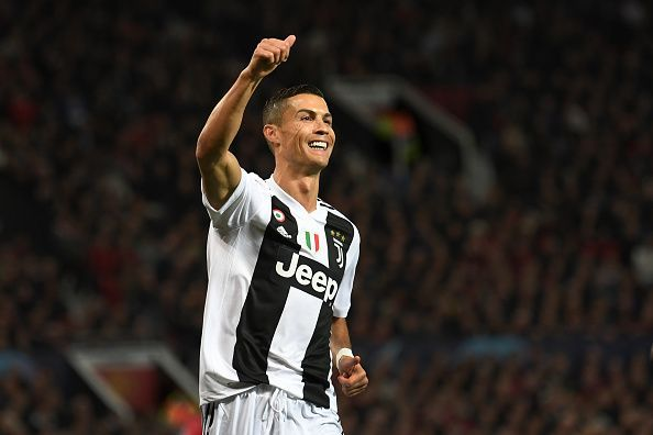 162e0b9c8 Cristiano Ronaldo has been in a brilliant form since joining Juventus from Real  Madrid last summer