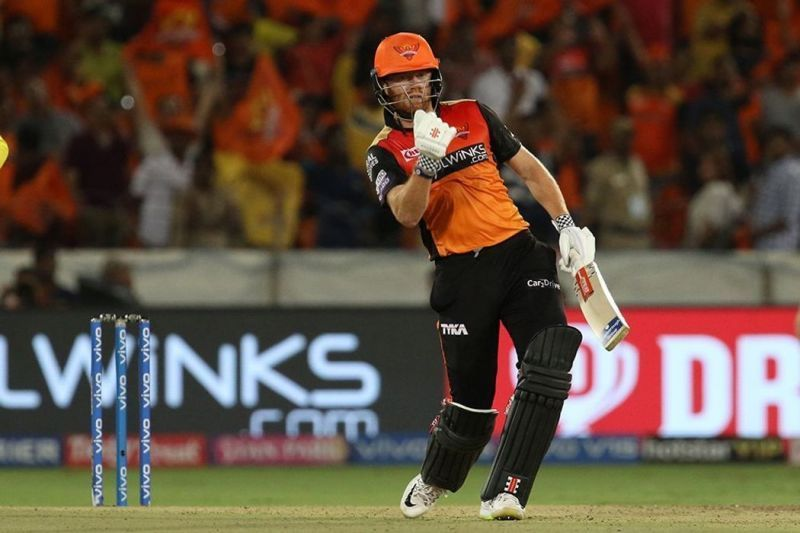 Jonny Bairstow set the stage on fire in his debut IPL season (Pic courtesy - BCCI/iplt20.com)