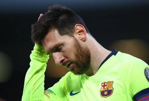 Barcelona were embarrassed by Liverpool at Anfield yesterday night