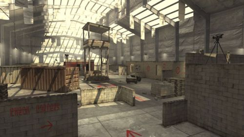Killhouse Firing Range