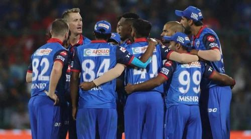 Delhi Capitals will face off against Sunrisers Hyderabad in the Eliminator on Wednesday.