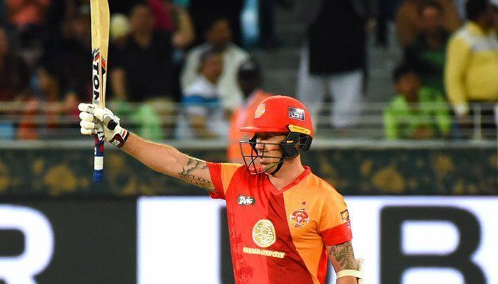 Luke Ronchi can get teams off to quick starts