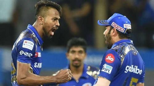 Rohit Sharma and Hardik Pandya are good players of spin bowling.