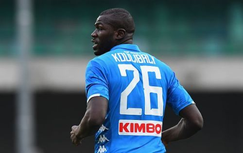 Koulibaly could be the answer to United's defensive woes