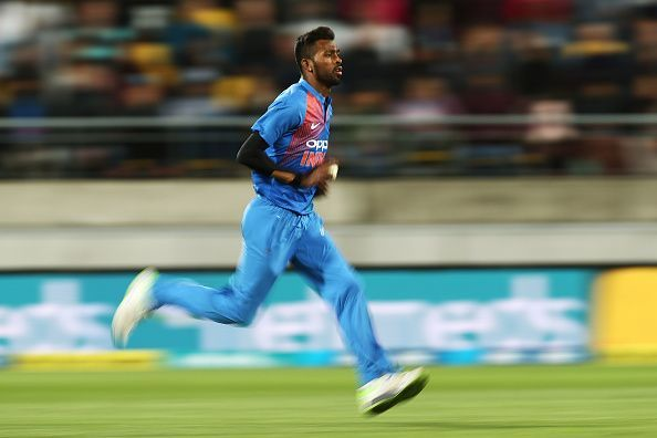 Hardik Pandya - The all-rounder in the team