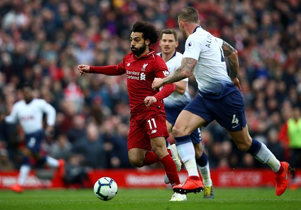 Liverpool FC will be looking to win their 6th Champions League, whereas Tottenham Hotspur will be looking to win their first.
