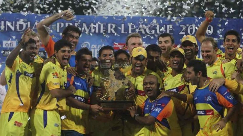 CSK made a comeback in the second half of the tournament to win their first IPL title