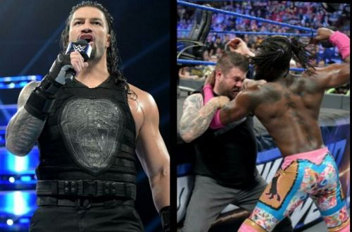It was an amazing episode of SmackDown Live