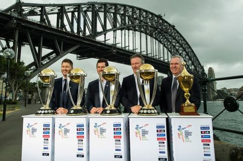Ricky Ponting has two World Cup triumphs to his name