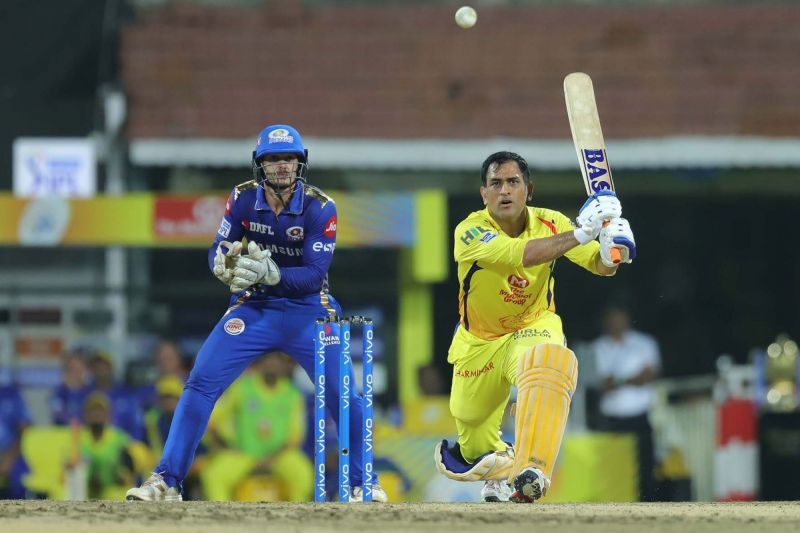 MSD has been the leading run scorer for CSK this season with 414 runs