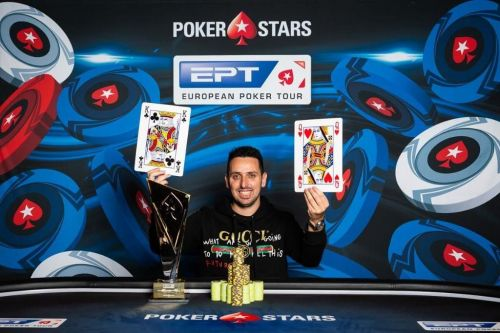 Sergio Aido claimed a victory