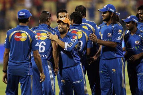 2010 Mumbai Indians - Image Courtney (BCCI/IPLT20.com)