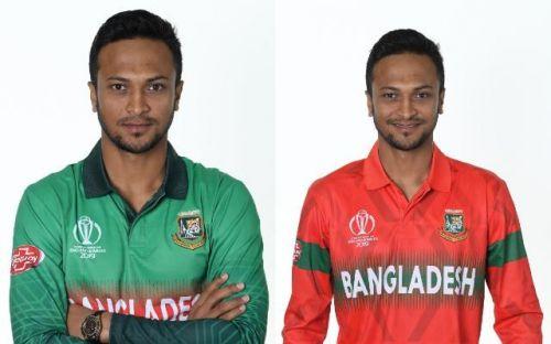 Bangladesh Home And Away Kit