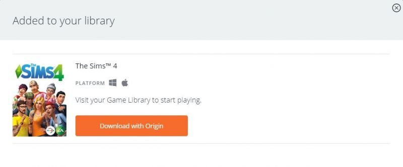 Video Game News: Sims 4 is free for a limited time in Origin