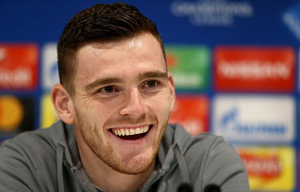 Andy Robertson has been fantastic for Liverpool this season, but is he the best in the League?