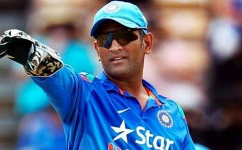Dhoni is the most important member of the Indian squad going into the multi-nation tournament.