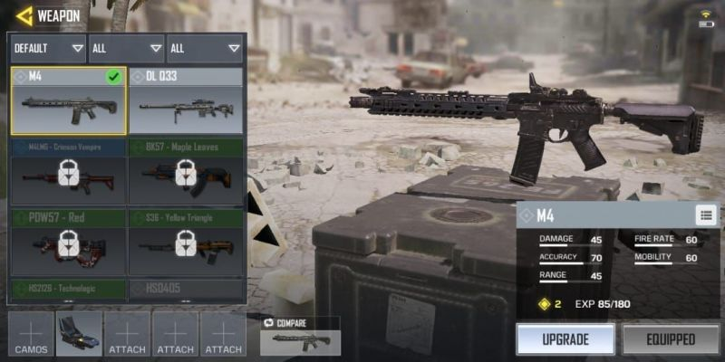 Call of Duty Mobile Weapons: The 5 Best Guns of Call of Duty