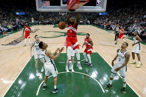 Toronto Raptors v Milwaukee Bucks - Game Five