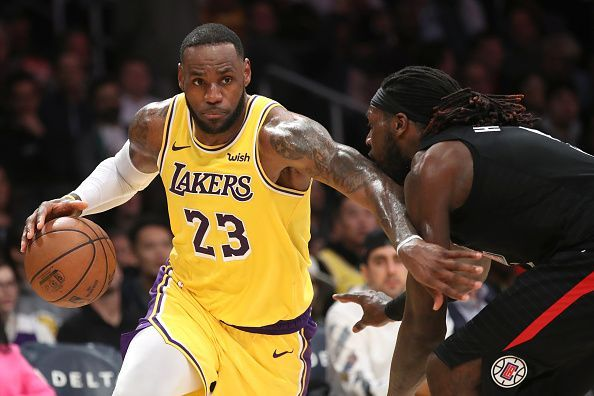 5e559de6f89 LeBron James  future with the Los Angeles Lakers has been called into  question