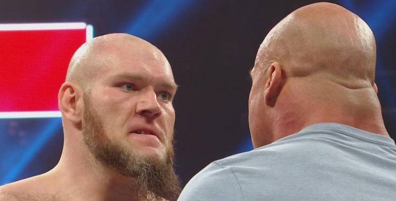 Lars Sullivan has attacked several Superstars since being drafted to the WWE main roster
