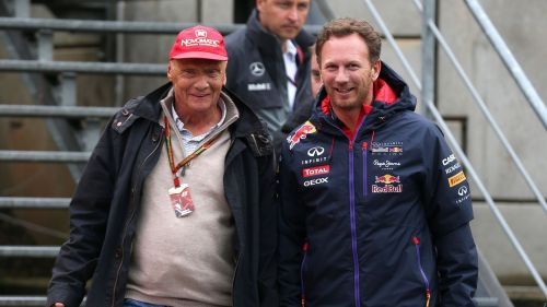 In a shocking revelation, Niki wanted to supply Mercedes engines to Red Bull