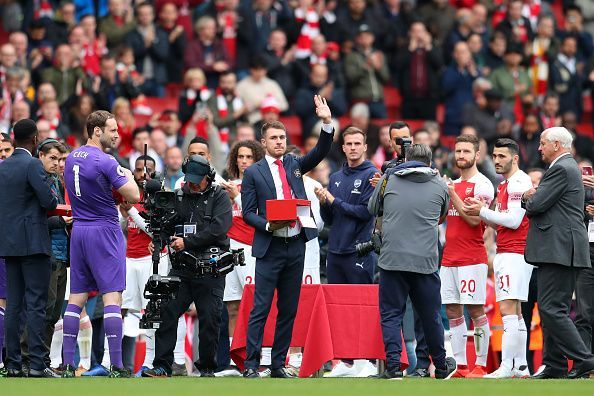 Aaron Ramsey leaves behind a huge void in the squad, how can Arsenal replace this void?