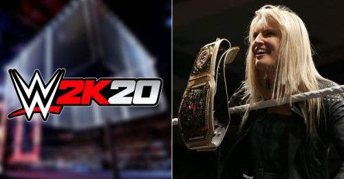 WWE 2K20 will see 4 new belts added