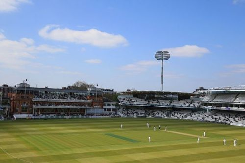Lord's Cricket Ground in London will host the World Cup final