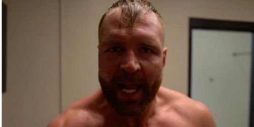 Jon Moxley went on a rant against WWE