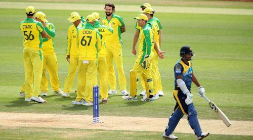 Australia have won both their warm-up games