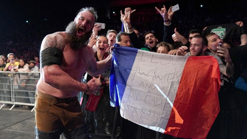 Braun Strowman will have an interesting appearance at MITB
