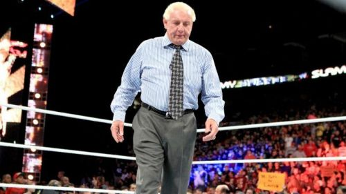 The Nature Boy, Ric Flair, is reportedly in a very serious condition