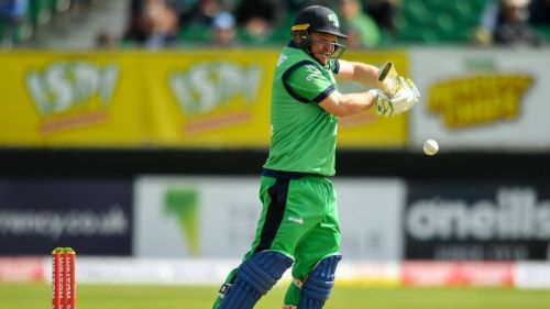 Paul Stirling's 130 in vain as Ireland lost the final league match by six wickets