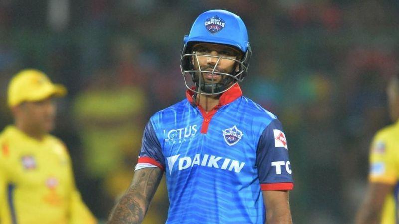 Shikhar Dhawan has been brilliant for the Delhi Capitals this season