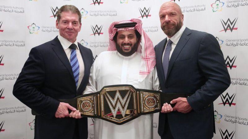 Saudi arabia show