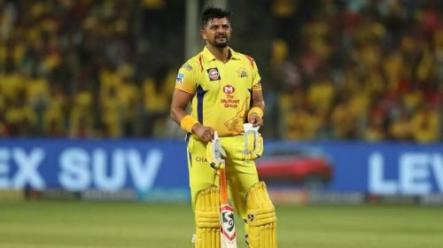 Suresh Raina had a disappointing campaign