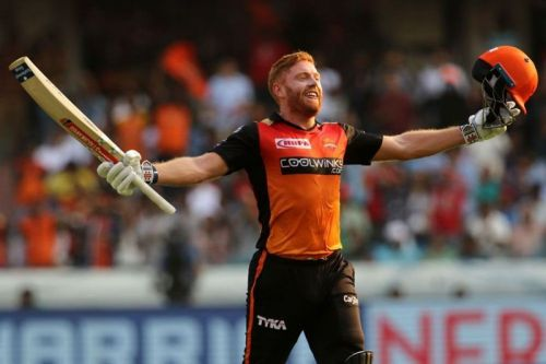 Bairstow scored 114 runs from just 56 balls at a strike rate of 203.57, registering his highest IPL score
