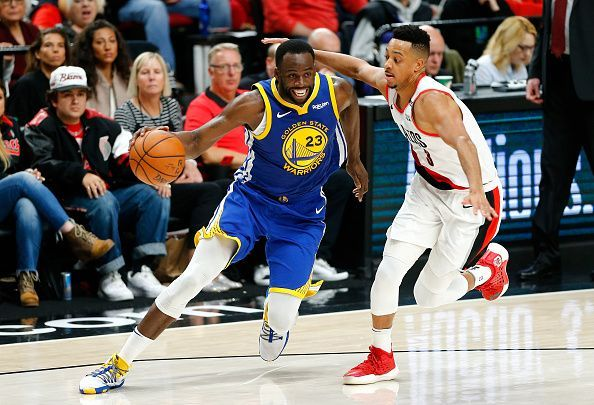 Draymond Green, who was excellent in game three, will be hoping for more of the same to close out