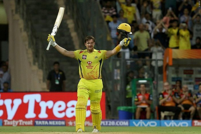 Watson scored a century in the finals of IPL 2018 (Image Courtesy: BCCI/IPLT20.COM)