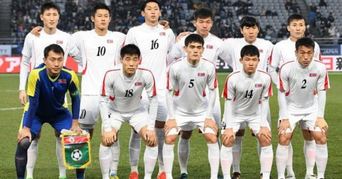 DPR Korea Football Taam