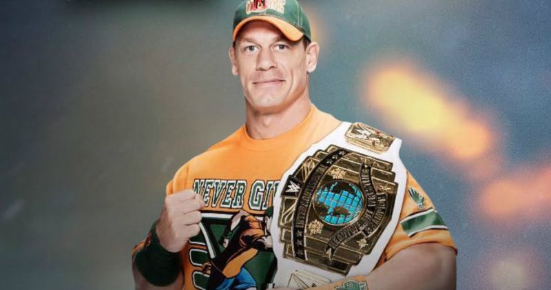 The prestigious title is just one of the few championships that have alluded Cena.